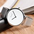 Business Ladies Watch Top Brand Luxury Brief Fashion Women Wrist Quartz Watch Steel Mesh Band Strap Modern Dress Female Clock