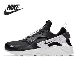 bf23bd061e79a Original New Arrival NIKE AIR HUARACHE RUN PRM ZIP Men s Running Shoes  Sneakers