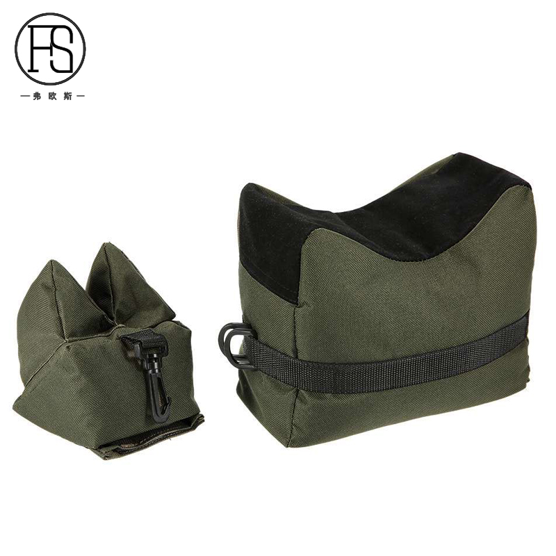 Sniper Shooting Rifle Support Bag Military Target Stand Shooting Front & Rear Bag Support Rifle Sandbag Hunting Accessories