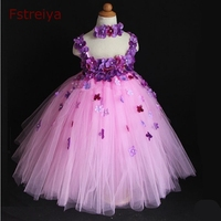 Baby girls party dresses lol dolls costume girl princess christmas dress Fstreiya summer autumn winter 2019 new kids belle dress