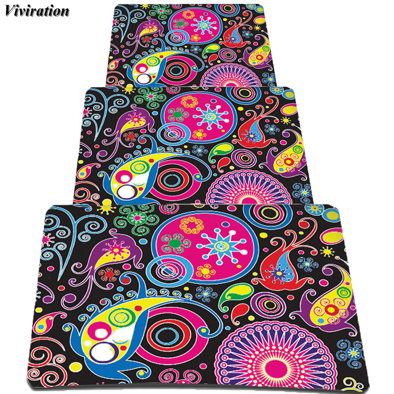 Viviration 21x18CM Soft Rubber Mouse Mat Viviration Fashionable Computer Laptop Netbook Mouse Pad For Tablet PC Gaming Mouse Pad