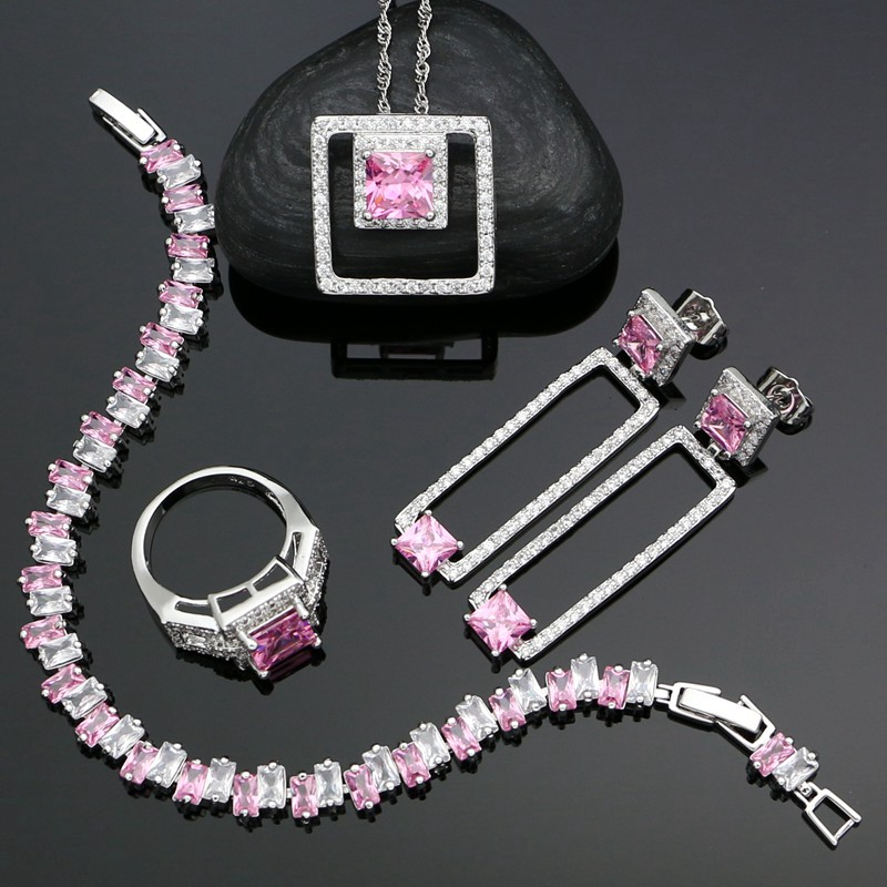 925 Silver Jewelry Sets...
