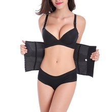 1536159990 Waist Trainer Tummy Shapers Girdle Waist Cinchers Corset Hot Shapers  Slimming Belt Plus Size Body Shaper