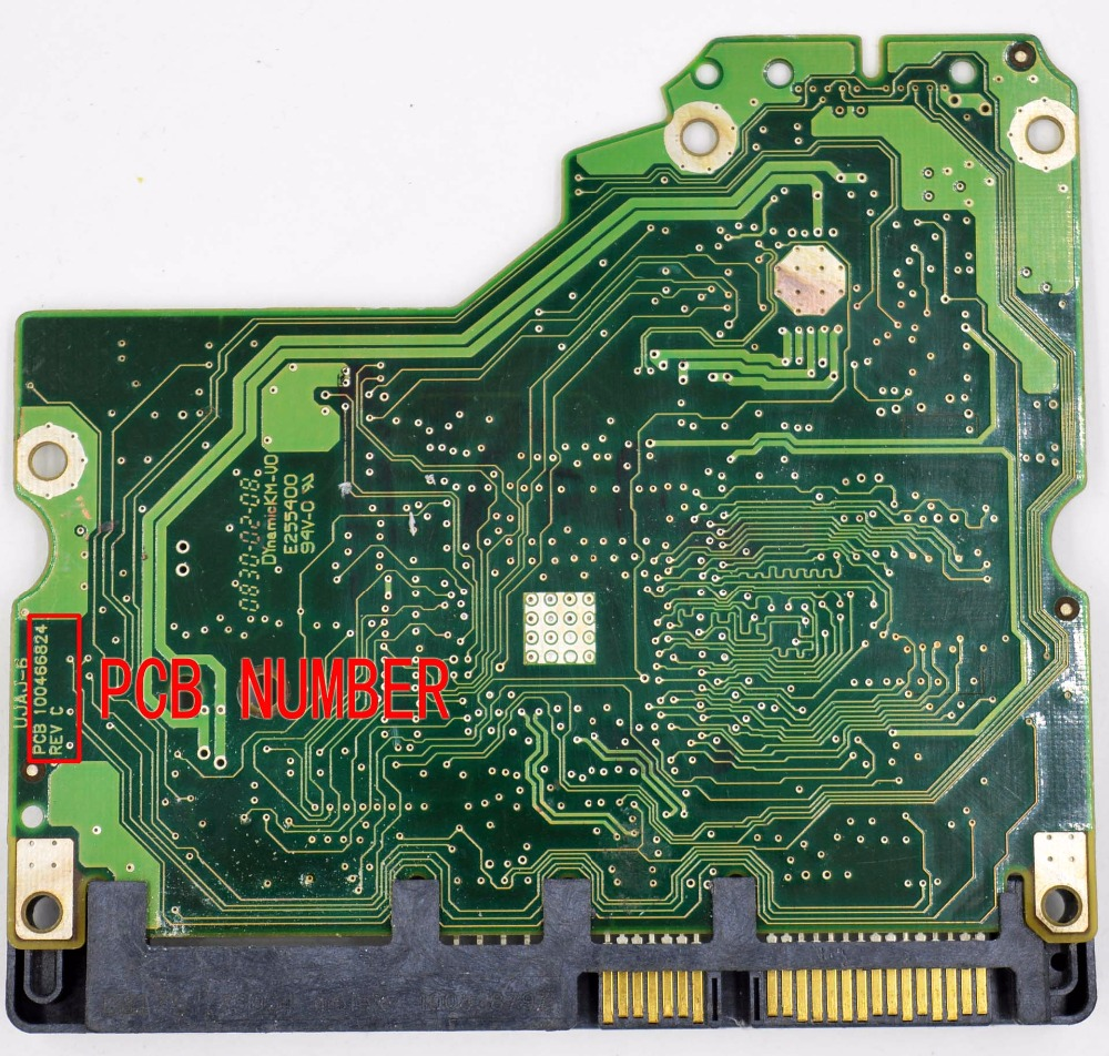 Hdd Pcb For Jinrey 100466824 Rev C A B Bluetooth Circuit Module Ourpcb St31000333as St31000340as St31000340ns 100468979 St3750330ns In Industrial Computer