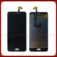 For Umi Plus LCD Display Touch Screen Digitizer Glass Panel Replacement For Umi Plus Free Shipping