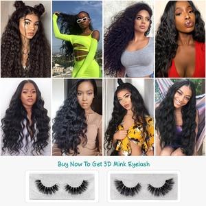 Image 5 - Волнистые бразильские пряди волос ALI GRACE, 1, 3, 4 шт., пряди человеческих волос 100%, человеческие волосы Remy, пряди для наращивания волос