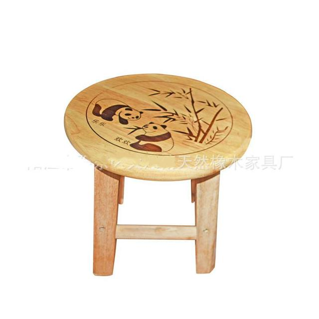 Outdoor Fishing Chair Simple Wooden