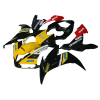 High quality ABS fairing for 04 06 yellow YAMAHA R1 YZF R1 fairings kit for 2004 2006 injection molding LV07