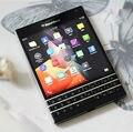 Original blackberry passport q30 teléfono celular desbloqueado quad core 3 gb ram 32 gb rom 13mp cámara, libre DHL-EMS Envío Gratuito