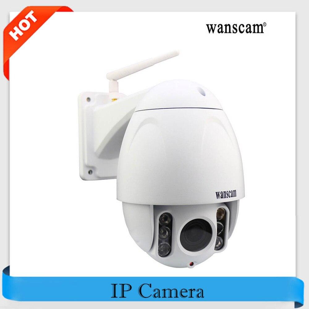 bilder für HD 1080 P IP66 Wasserdicht 2.0MP P2P WiFi Ip-kamera IR-Cut Unterstützung Tf ONVIF Sicherheit IP-PTZ-KAMERA für Outdoor WANSCAM HW0045