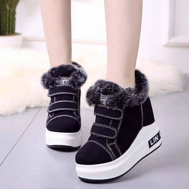 eefea67fdd1 Nuevo -invierno-zapatillas-de-deporte-para-las-mujeres-zapatos-de-mujer-zapatos-gancho-y-bucle-caliente.jpg_640x640.jpg
