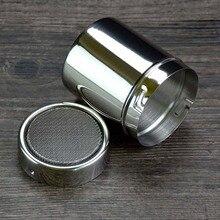 Приправа барбекю jar бутылка приправы перечница, солонка распространения Порошок Бутылка банку с отверстием из нержавеющей стали приправы коробка