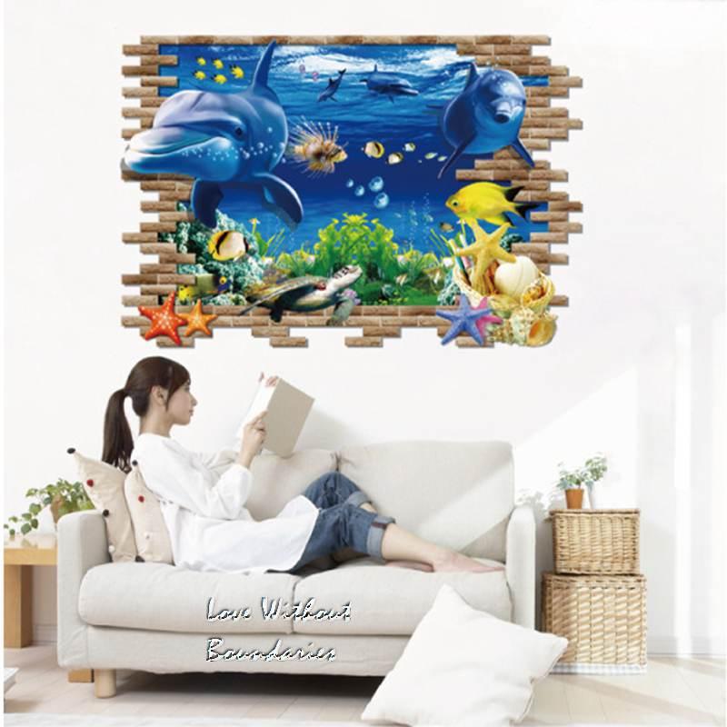 ideas de decoracin bajo el agua