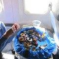 Juguetes niños de la bolsa de almacenamiento de juego bolsa Bag juguetes organizador de secado rápido de la bolsa