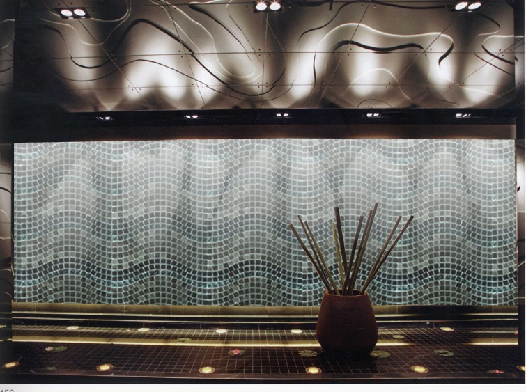 Grey Wooden Marble Stone Metal Glass Mosaic Tiles Backsplash Kitchen Wall  Tile Sticker Bathroom Floor Tiles Free Shipping Em Papéis De Parede De ...