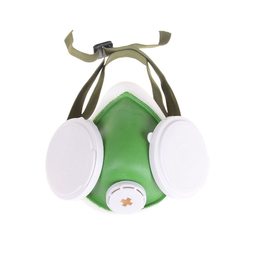 Anti-Dust Half Face Respirator For Welder Paint Spraying Cartridge Gas Mask