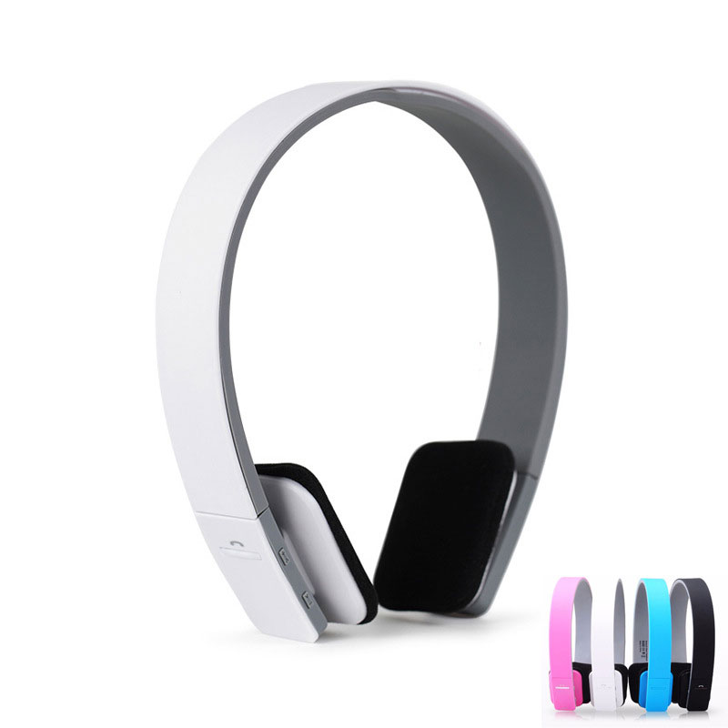HAOBA Bluetooth4.1 Wireless Headphone Built-in Microphones Noise Cancelling Headsets Stereo Sound HiFi Earphones For Phone