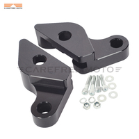 1 Inch Black Motorcycle Rear Shock Lowering KIT Case For Harley Night Rod Special VRSCDX 2007