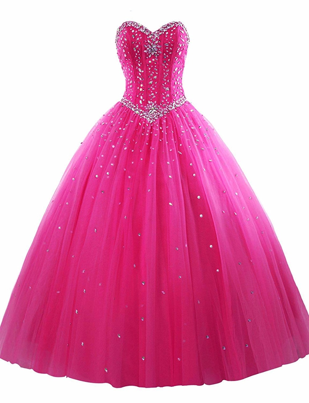 Lovely Sweetheart Quinceanera Dresses Pink Color Lace Inside Tulle Skirt Vestidos De Debutantes De 15 Anos Puffy Ball Gowns Perfect In Workmanship Weddings & Events