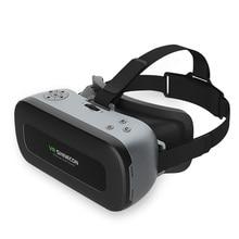 Original VR Shinecon Helmet Google cardboard all in one VR headset Allwinner H8 2G Ram Android system