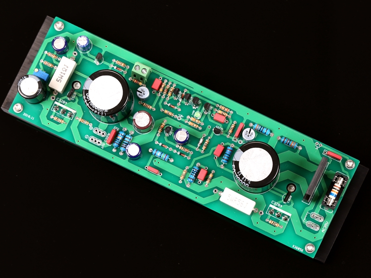 Replica Sugden A21 Mono 21w Pure Class A Single-Ended OTL Power Amplifier Board