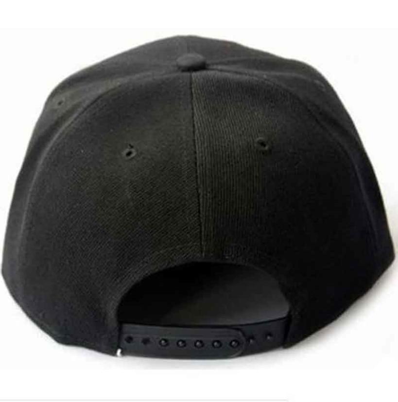c6eb565382f Casual Men Women Black Snapback Hats Unisex Hip Hop Adjustable Baseball Cap  Unisex Hats-in Baseball Caps from Apparel Accessories on Aliexpress.com ...