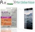 Aierwill futuro película protetora protetor de tela para ulefone 9 h + vidro temperado 2.5d anti-explosão para ulefone futuro smartphones