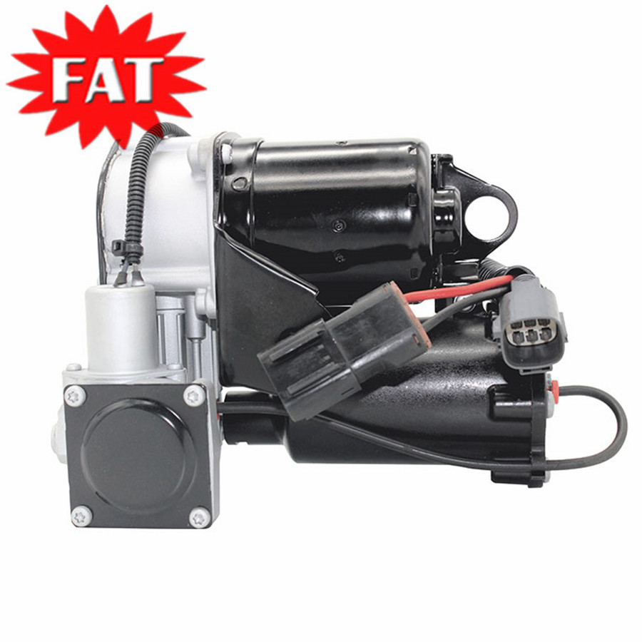 Air Suspension Compressor For Land Rover Discovery 3 LR3 04 09 Discovery 4 LR4 10 17