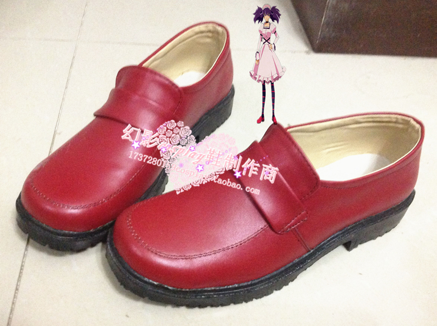 Future Diary  Uryuu Minene  Cosplay Shoes Boots Custom-Made