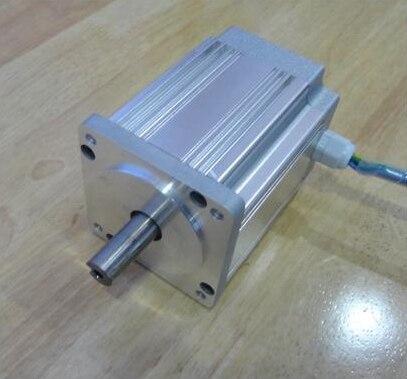 80mm Square Flange Brushless DC Motor 48VDC 236W 3000rpm