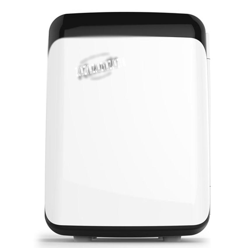 KM-10L 10L 55W Car Mini Refrigerator Mini Fridge Refrigeration Heating For Household And Car Use Portable Freezer 12V 220V