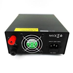 Image 2 - 고효율 DC 220 V 변환기 PS 30SW IV 13.8 v 30A 스위치 소스 QJE PS30SW IV 차량용 라디오 TH 9800 KT 8900 kT 7900D