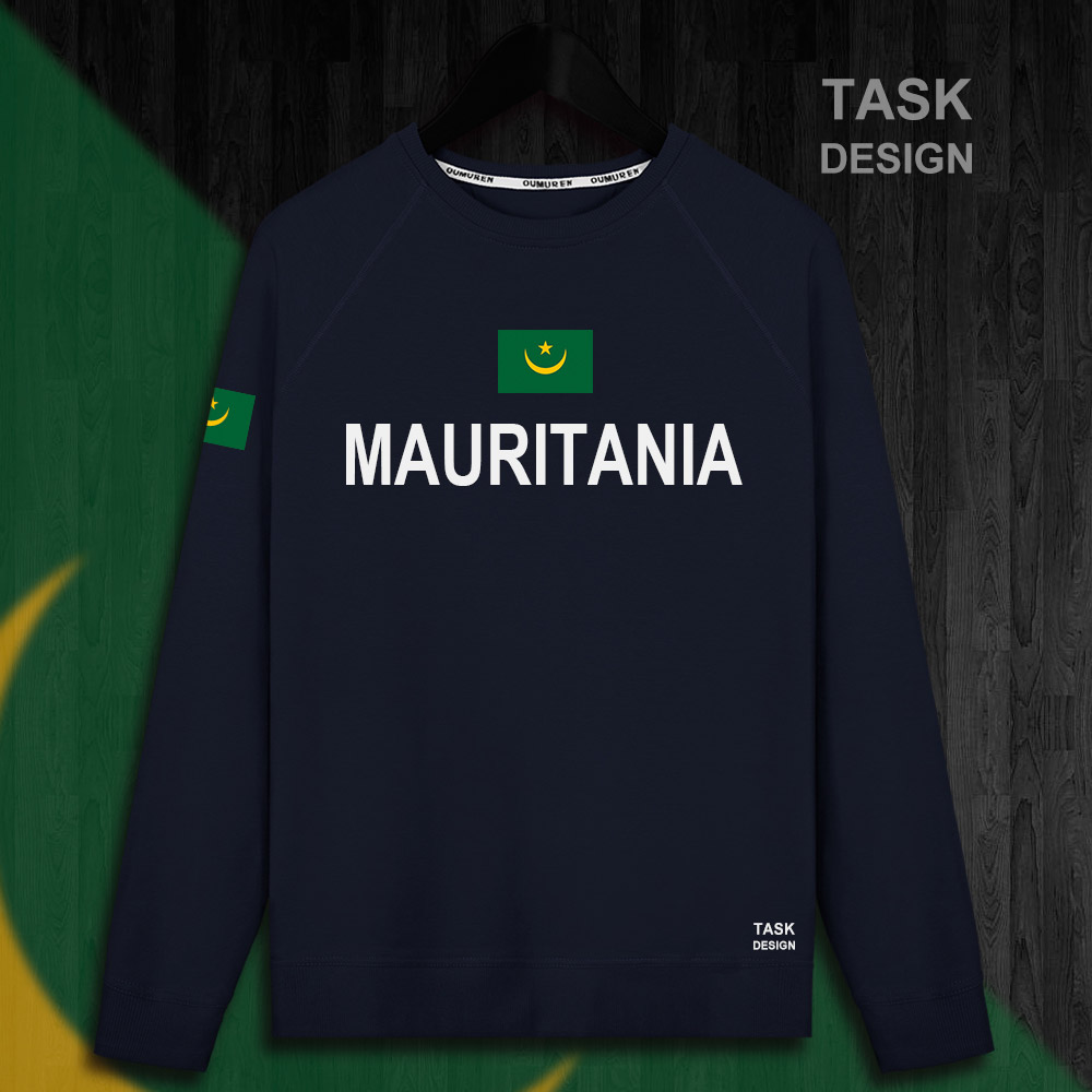 Mauritania Mauritanian MR MRT mens hoodie pullovers hoodies men sweatshirt new streetwear clothing Sportswear tracksuit nation