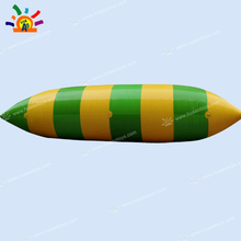 цена на 8*3m 0.9 inflatable water blob for sale free shipping