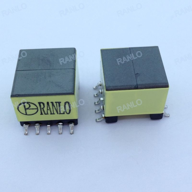 SMD EP13 custom transformer SMPS high frequency Magnet ferrite core transformer