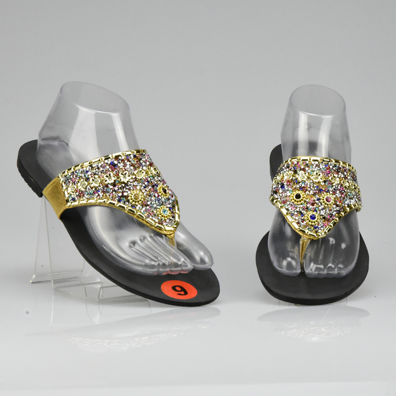 Aliexpress Buy New African Slippers Summer High Heels Quality Low Pumps Women Wedding Shoes Black Color From