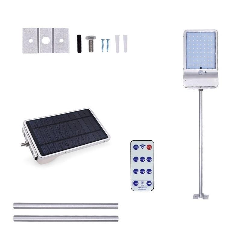 56 LED Solar Power Motion Sensor Waterproof Outdoor Garden Security Lamp