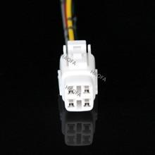Excavator kobelco SK100 120 200-3 / 5 throttle motor motor sensor plug 4 wire cable plug