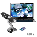 New Mega Pixels 1000X 8 LED USB Digital Microscope Endoscope Camera Microscopio Magnifier Z
