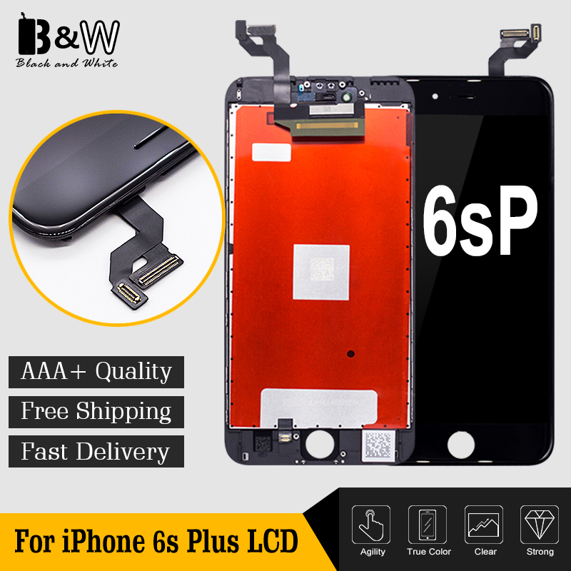 10PCS LOT China Alibaba For iPhone 6S Plus LCD With 3D Force Touch Screen Assembly 5
