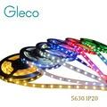 LED strip 5630 DC12V flexible light 60leds/m,5m/lot ,Warm White Red Green Blue White color,free shipping