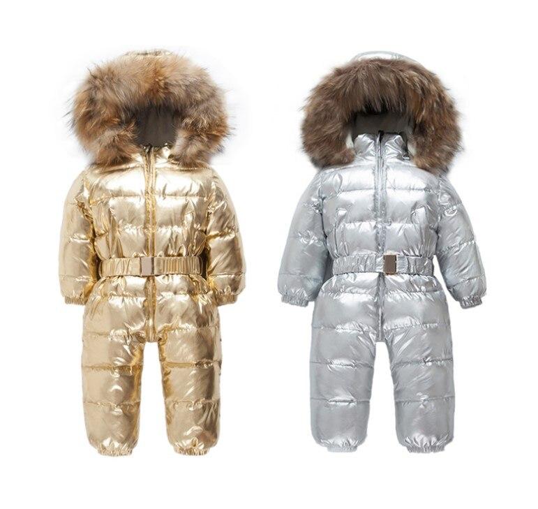 Nouveau automne et hiver nourrissons vestes enfants épais hommes et femmes bébé manches longues sur barboteuse