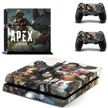 Apex legends PS4 Skin Console & Controller Decal Stickers for Sony PlayStation 4 Console and Two Controller