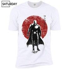ANIME One Punch homme imprimé hommes t-shirt mode Cool Confortable hommes t-shirt T-Shirt style décontracté pour les hommes