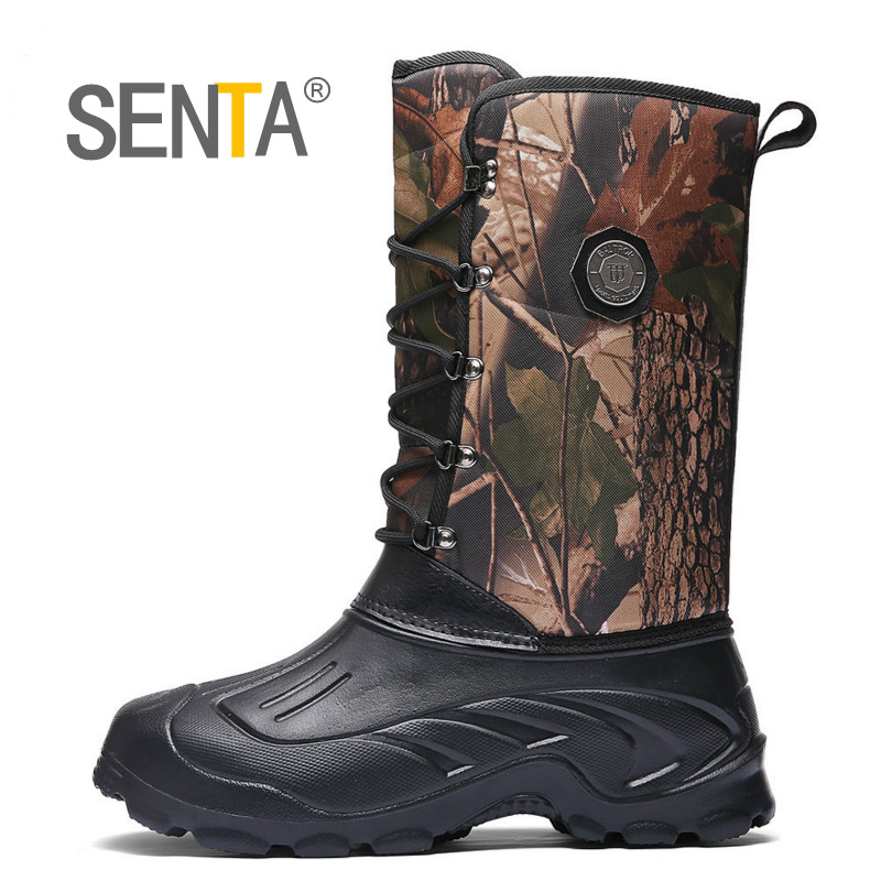 Outdoor Men Hiking Shoes Waterproof High-top Desert Military Tactical Boots Mens Special Forces Sports Tactical Hunting Boots цена