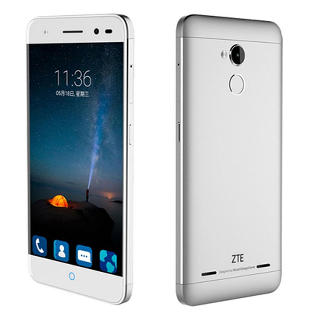 bilder für ZTE Blade A2 MTK6750 Octa-core 4G LTE Smartphone 5,0 zoll HD 2 GB RAM 16 GB ROM Android 5.1 13MP Dual SIM Touch ID Mobile telefon