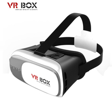 New Generation VR BOX Virtual Reality 3D Video Glasses IMAX Cinema 3.5-6.0 inch Screen Universal VR Moive Game 3D Glasses.