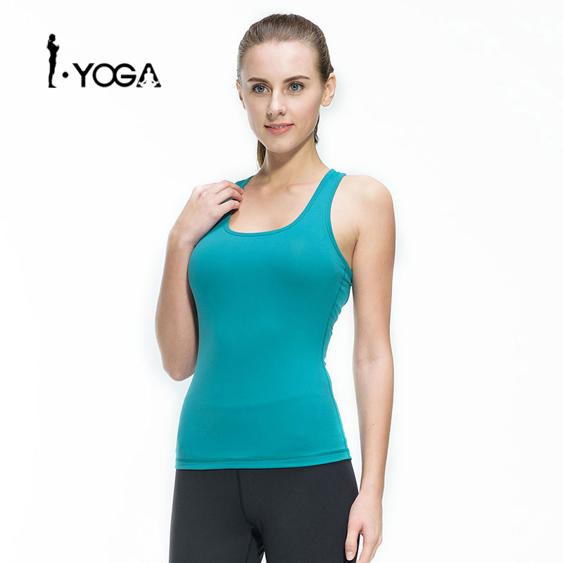 Ladies Sexy Umbrella Sleeveless Tee Shirt Fitness Women Sports Yoga Running Jogging Tights Underwear Vest Tank Tops with bras