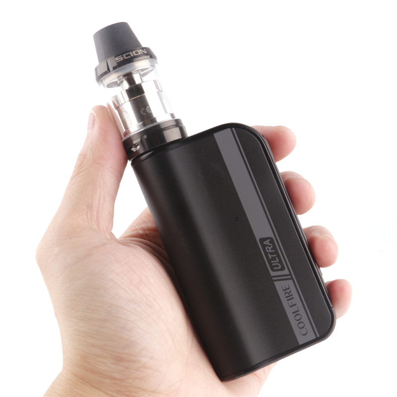 Original innokin coolfire ultra TC150 kit 4000mAh 150W with SCION Tank 0.5Ohm coil electronic cigarette mod Innokin vaporizer innokin coolfire ultra tc150 kit 150w box mod vape electronic cigarette scion tank temperature control 4000mah battery built in