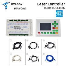 Ruida RDC6442G Co2 Laser DSP Controller for Laser Engraving and Cutting Machine  цена в Москве и Питере